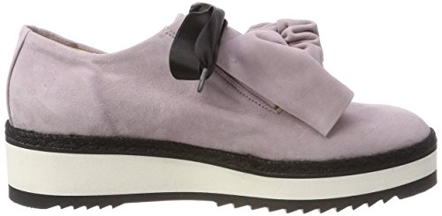pastell Derbys Rose 839 Suede Peter Romilia Sohle Femme Kaiser Weiss CwIxBEqX