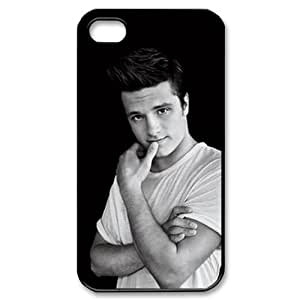 Josh Hutcherson iPhone 4/4s Case Back Case for iphone 4/4s by ruishernameMaris's Diary