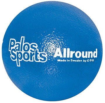 "Palos Sports ""TuffSKIN"" Allround 7'' Foam Dodgeball Set of 6"