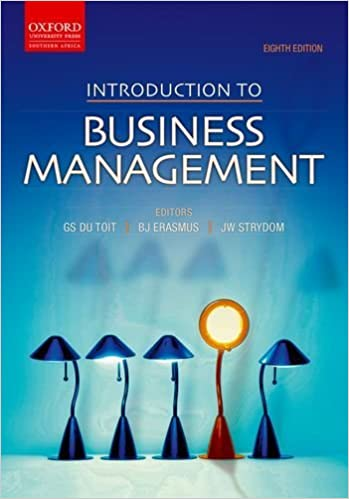 Introduction to business management oxford southern africa gawie introduction to business management oxford southern africa 8th edition fandeluxe Choice Image