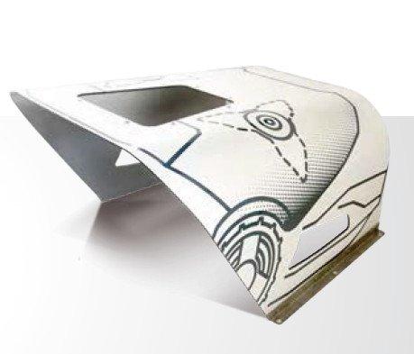 Vogelhaus Roboter Rasenmäher Robomow RS