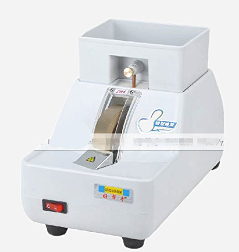 Huanyu CP-7-20 Optical Hand Lens Edger Manual Mill Edging Machine Processing Grinder Grinding Machine Milling Machine, Coarse Grinding (110V/60Hz) by Huanyu Instrument