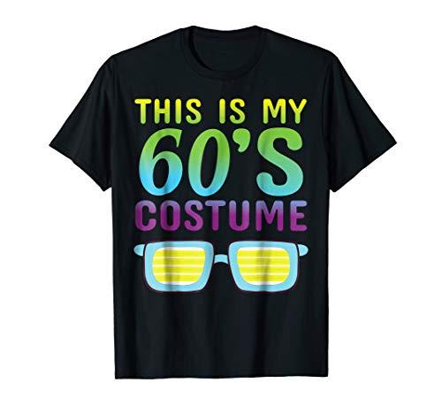 60s Costume Shirt 1960S Party cultural Clothes For Women Men -