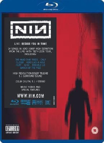 Blu-ray : Nine Inch Nails - Live: Beside You in Time [Explicit Content] (Widescreen)