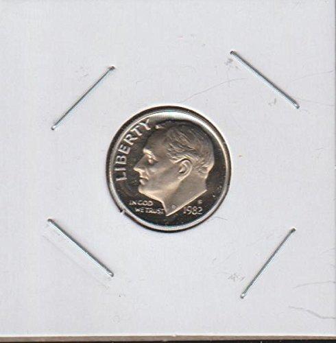 46-to Date) Dime Superb Gem Proof DCAM US Mint ()
