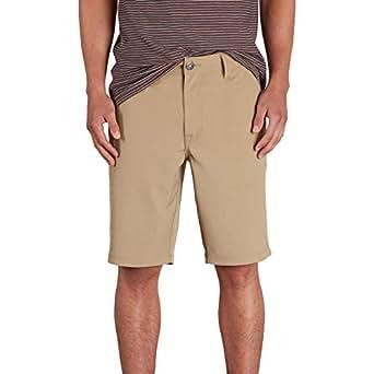 "Amazon.com: Volcom Men's Frickin SNT Dry 21"" Hybrid Short"