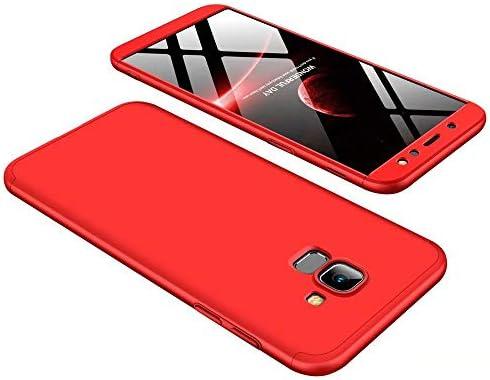 FGXG Compatible para Funda Samsung Galaxy A6 2018 Caso + [1 ...