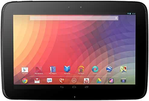 Google Nexus 10 (Wi-Fi only, 32 GB)