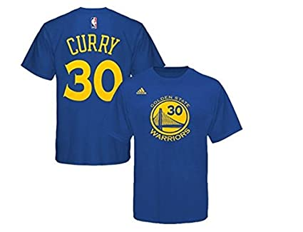 Camiseta del jugador Stephen Curry del los Golden State ...