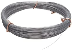High Carbon Steel Wire, #2B (Smooth) Fin...