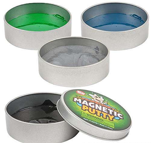 DollarItemDirect 3.5'' Magnetic Putty, Case of 72 by DollarItemDirect (Image #1)