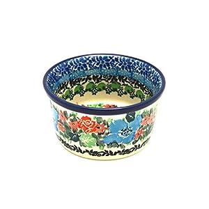 Polish Pottery Ramekin – Unikat Signature – U3347
