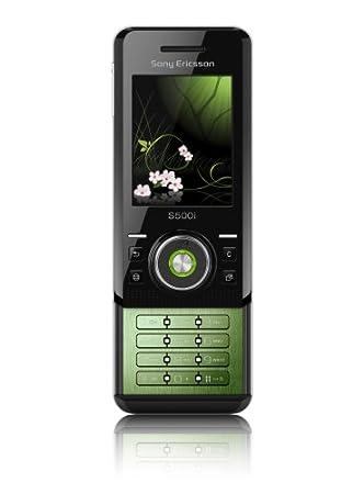 sony ericsson s500i sim free mobile phone black green amazon co rh amazon co uk iPhone User Manual LG Phone User Manual