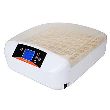 Iglobalbuy Couveuse Automatique 56 œufs, Incubateur avec L affichage  Digital L alarme de 304b5228a5df