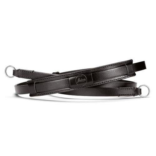 Leica Leather Neck Strap for The CL Cameras (Vintage Black)
