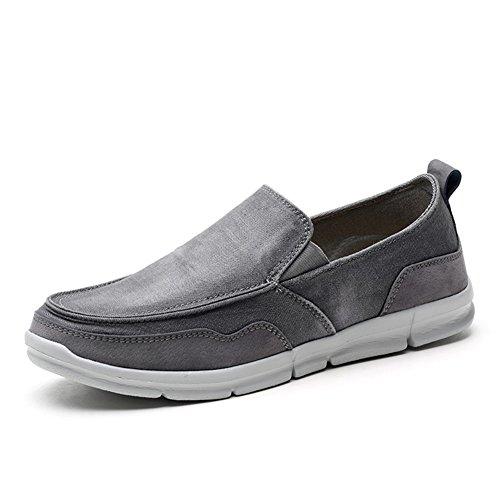 Grey 8705 Mocassini TIOSEBON HK8705 Deep Uomo M nRqx6pSz