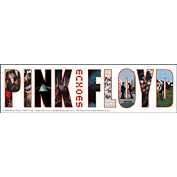 Licenses products pink floyd pig sticker toys for Amazon gelbsticker