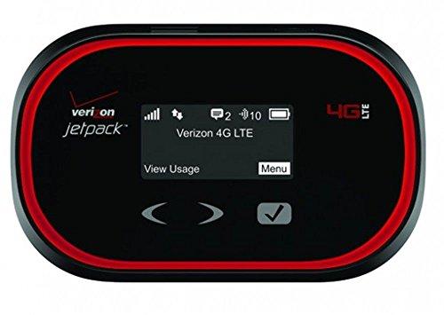Verizon Novatel Jetpack MiFi 5510L 4G LTE Mobile Broadband Hotspot Router New (Verizon 4g Mobile Hotspot)