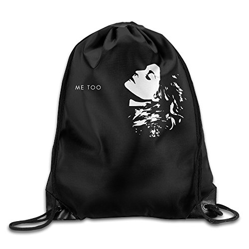 QIDAMIAO Meghan Trainor Drawstring Backpack/Bags (Karaoke Cd All About The Bass)