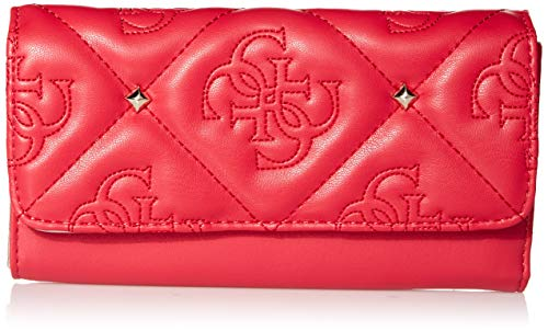 GUESS Jeana Multi Clutch Wallet, Passion