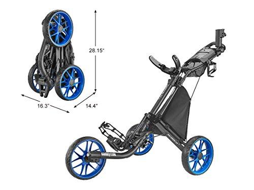 Caddytek 3 Wheel Golf