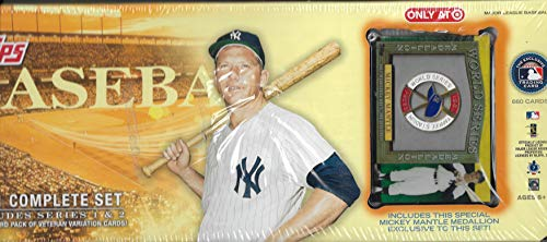 Amazoncom 2011 Topps Baseball Card Factory Sealed Set 660