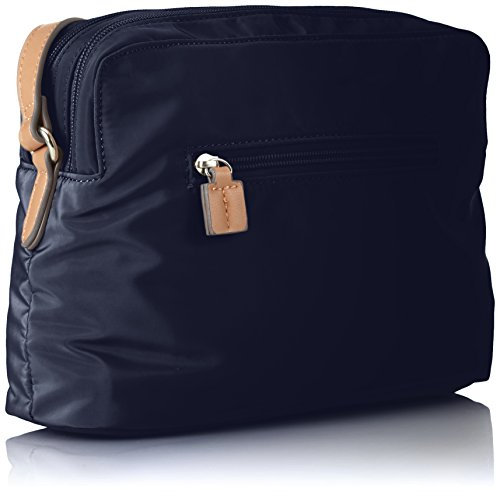 Any Mano Azul De 104 Bolso Time Blue dark Shz Belle Mujer Shoulderbag Comma BR0gpdgq
