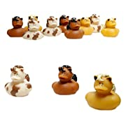 Horse Rubber Duckys (1-Pack of 12)