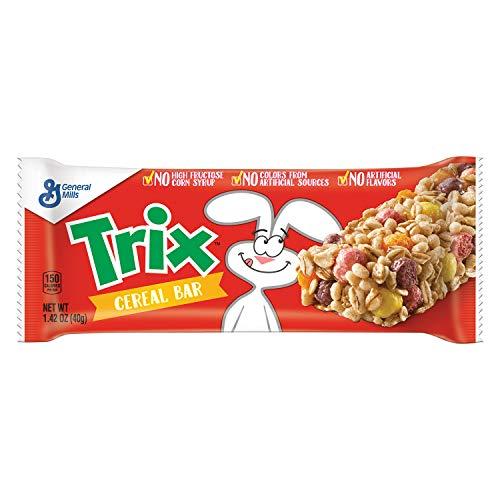 trix cereal bars - 1
