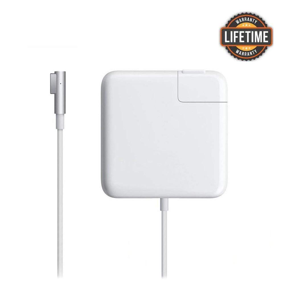Mac Book Pro Charger, Replacement 60WL-Tip Magsafe Power Adapter for MacBook Pro Charger 13-inch (Before Mid 2012 Models)