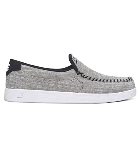 dc-mens-villain-tx-skateboarding-shoe-grey-light-used-10-d-us