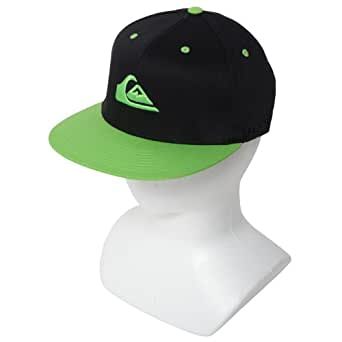 Quiksilver Men's Stealth Hat, Lime, Large/X-Large