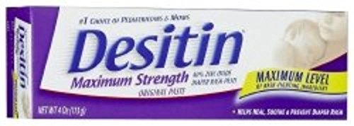 Desitin Max Sterilenth 4Oz 36/Cs by Desitin