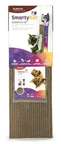 SmartyKat Scratch Up Cat Scratcher Corrugate Hanging Scratcher
