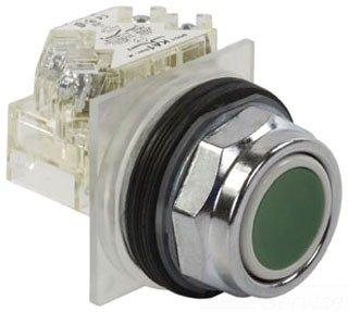 SCHNEIDER ELECTRIC 9001KR1GH5 Pushbutton 600-Vac 10-Amp 3...