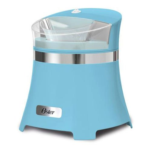 Oster Ice Cream, Frozen Yogurt, and Sorbet Maker (blue)