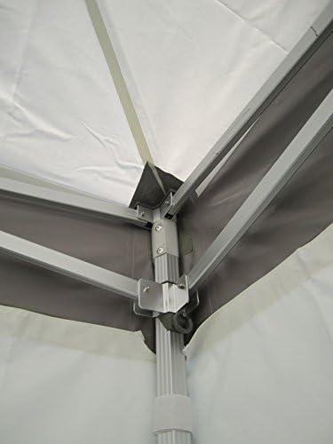 ASS Techo de Repuesto para Carpa Plegable de 8 x 4 m PVC ignífuga de as de S: Amazon.es: Jardín