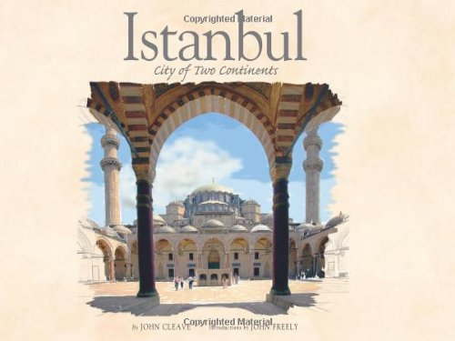 Istanbul: City of Two Continent (Sketchbook)