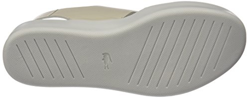 1 Sandal 217 Pirle Off Women's Lacoste Sandal White 4nw6xCEp