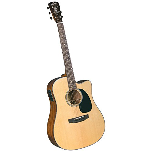 Blueridge BR-40CE Contemporary Series Cutaway Acoustic-Electric 000 Guitar