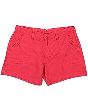 Jeans Women's Linen Shorts