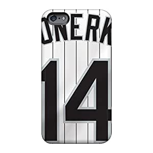 Apple Iphone 6s Plus Wxp3903LwPO Custom Fashion Chicago White Sox Image Shock Absorbent Hard Cell-phone Case -JohnPrimeauMaurice