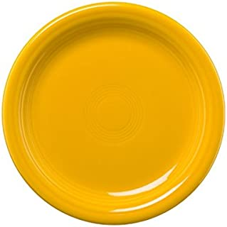 """product image for Homer Laughlin 6-1/2"""" Appetizer Plate, Daffodil"""