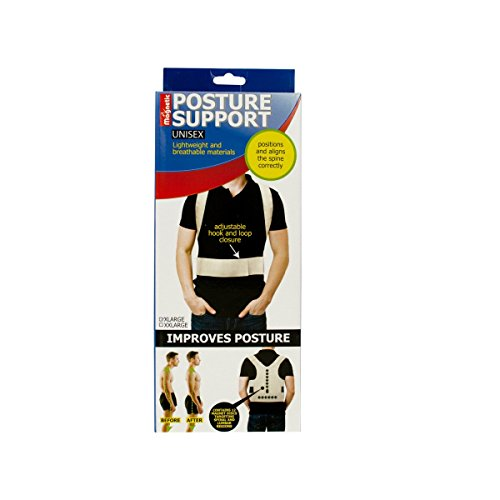 DD Magnetic Unisex Posture Support Brace(pack Of 18) from D&D