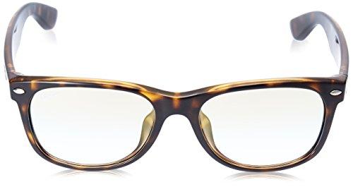 Hombre Gafas Gold Sol Havana De Ray Clear Para ban Gradient AXq41nwg