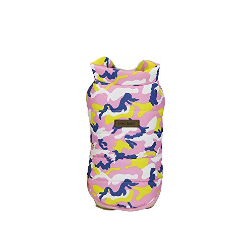 Clearance Pet Clothes Cinsanong Bright Colors Vest Puppy