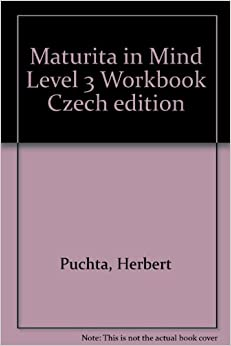 Book Maturita in Mind Level 3 Workbook Czech edition