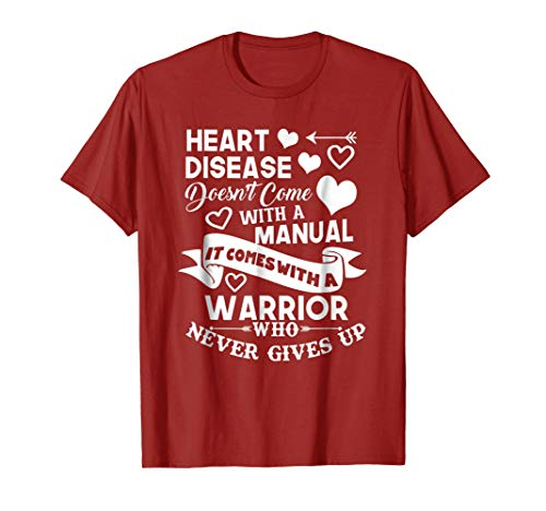 Heart Disease Doesn't Come With a Manual Warrior