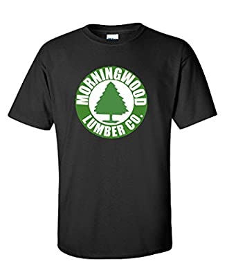 Morningwood Lumber Offensive Humor Adult Novelty Graphic Tees Funny T Shirt