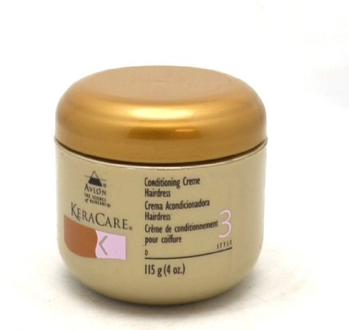 Avlon Keracare Conditioning Creme Hairdress, 4 Ounce Scalp Conditioning Creme